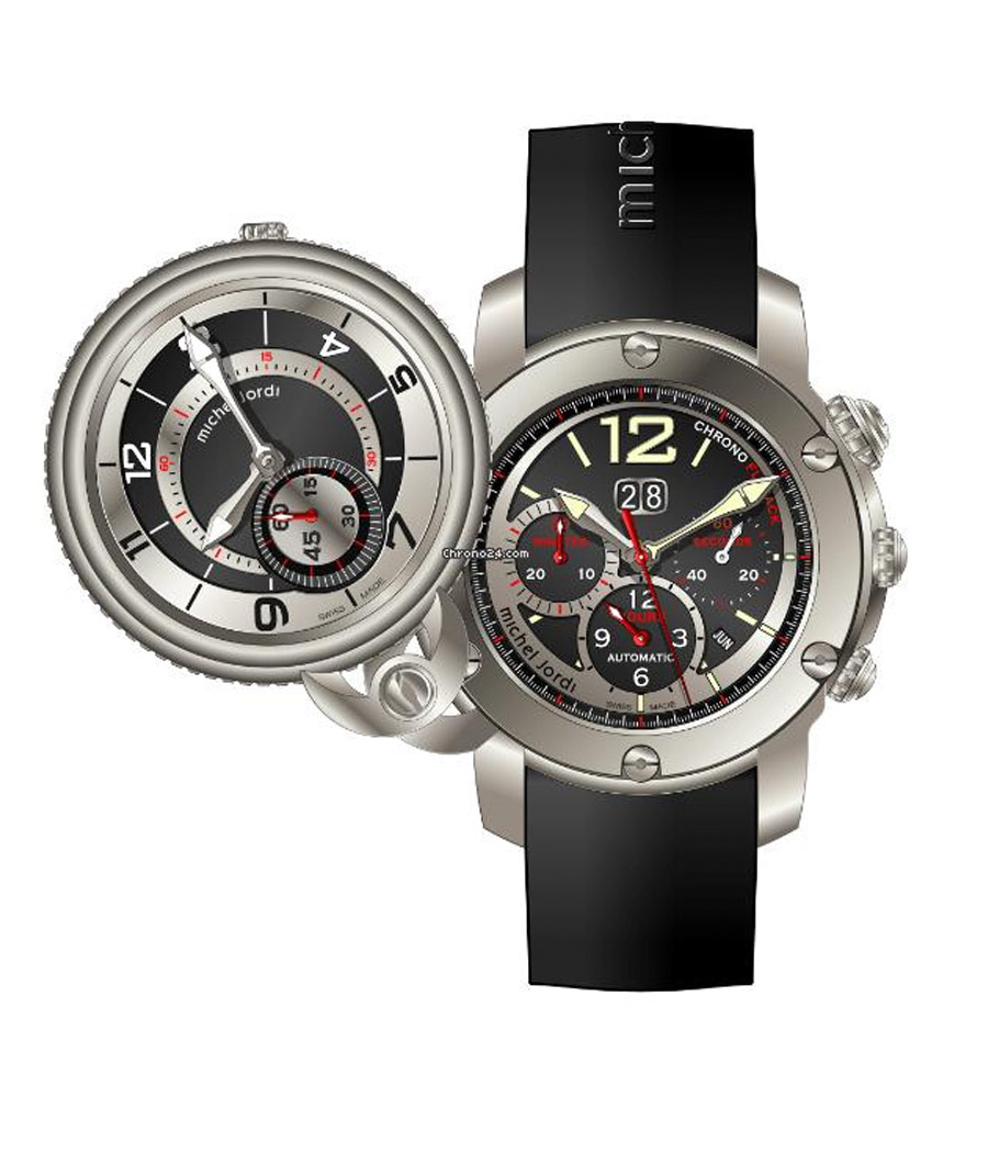 Michel Jordi Titane Twins Chrono